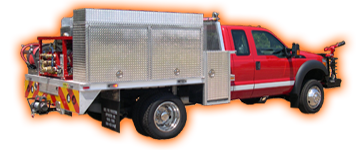 Small Brush / Wildland Fire Trucks for Sale